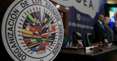 Venezuela abandonó la Organización de Estados Americanos