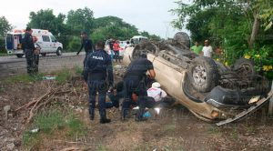 accidente álamo matrimonio
