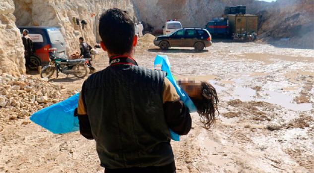 ataque siria gas sarin