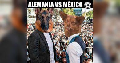 los mejores memes México Vs Alemania