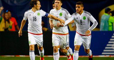 selección México confederación
