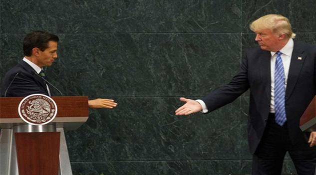 trump peña nieto congreso