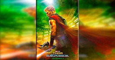 ¡El nuevo adelanto de Thor Ragnarok está aquí!