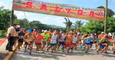¡Se corre hoy Santiago Apóstol 14K!
