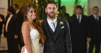 Boda Messi