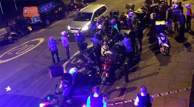 5 ataques con ácido en 70 minutos en Londres