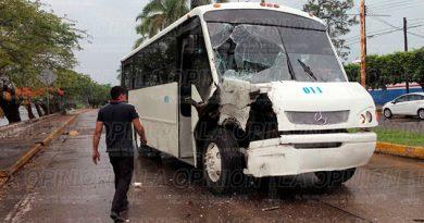 Accidente Lesionados Tuxpan