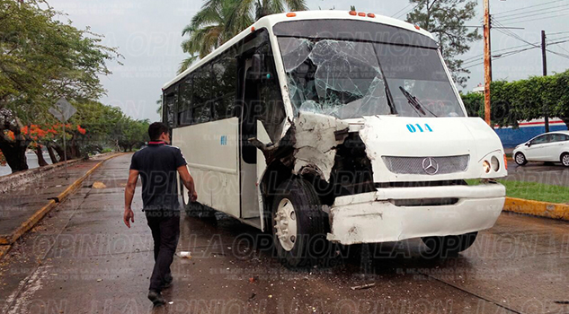Accidente Lesionados Tuxpan