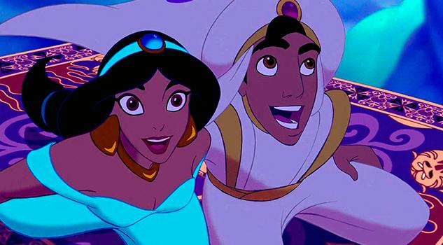 Jasmin Aladdin Live Action
