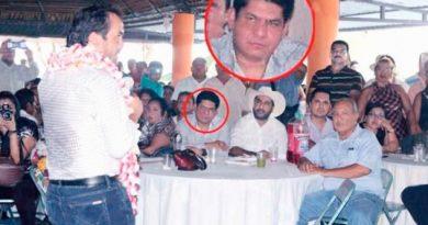 Alcalde Electo Veracruz Reunión Narco