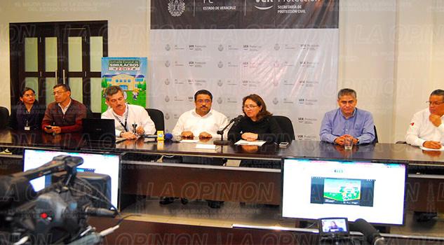 Alerta Gris Veracruz