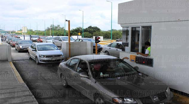 Aumento al peaje pega a rubro de transportistas