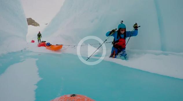 Una aventura helada…