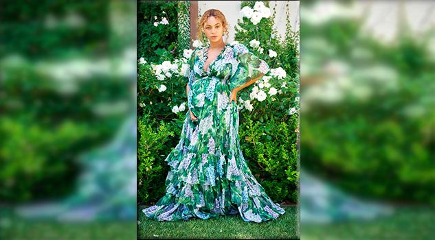 Beyoncé reaparece en público a un mes de haber tenido a sus gemelos