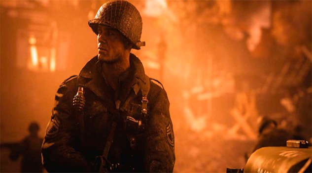Call of Duty WWII no contará con esvásticas en el multijugador