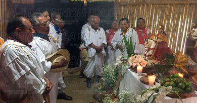 Celebran Procesión Santiago Apostol