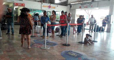 Central Autobuses Poza Rica