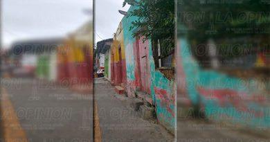 Ciudadanos coatzintecos que vivien sobre la calle Beorrizabal