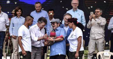 Las FARC se convertirán en partido político