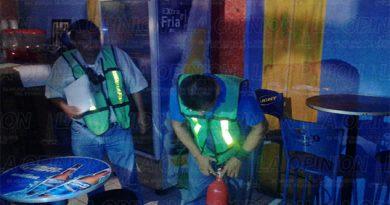Conjuran riesgo en bares