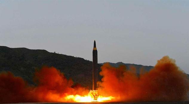 Corea del Norte Misil Intercontinental