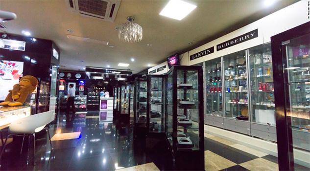 ¿A dónde va la élite de Corea del Norte a comprar bienes de lujo prohibidos?