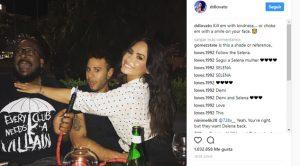 Demi Lovato Selena Gomez Pareja