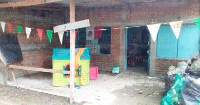 Desalojan Casa Particular Alumnos Preescolar