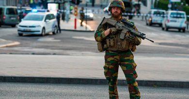 Detienen Terroristas Bélgica