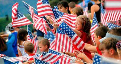 El 23% de los estadounidenses piensa que EE UU se independizó de Francia, México o Alemania