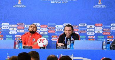 El entrenador de Chile asume el desafío