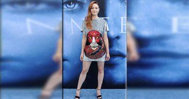 El entrenador de Sophie Turner revela sus 6 reglas para lucir una figura como la de Sansa Stark