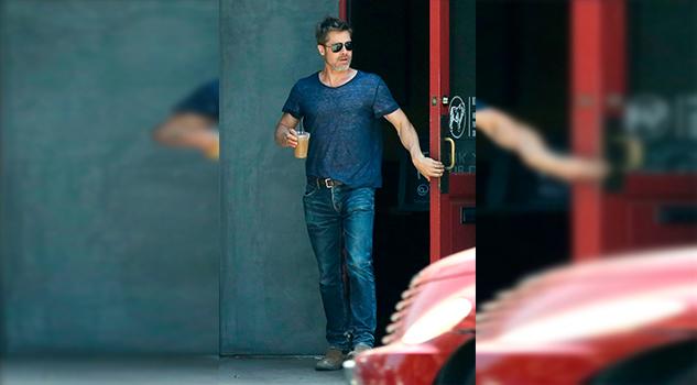 El sex symbol regresó Brad Pitt y sus nuevos músculos acaparan titulares