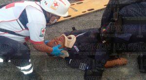 Elementos Policía Municipal Lesionados Tuxpan