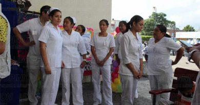 Enfermeras reprobadas