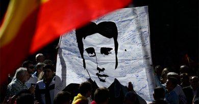 España recuerda a Miguel Ángel Blanco, a 20 años de su asesinato a manos de ETA