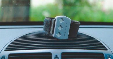 Esta pulsera impide que te duermas al volante con un calambrazo1