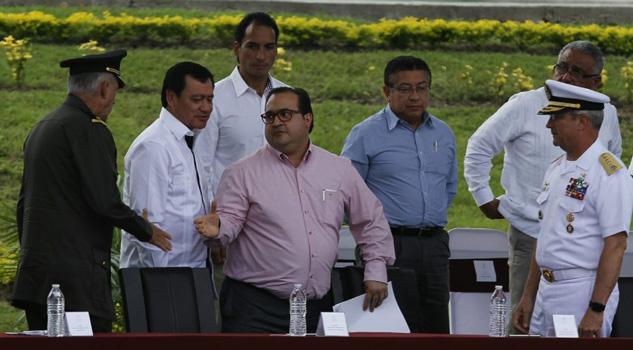 Fe PGR Osorio Chong Caso Javier Duarte