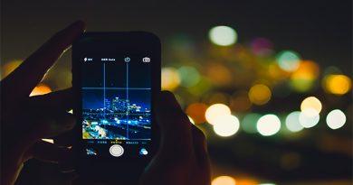 Fotografía nocturna con tu