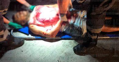 Fuero atacados a balazos enTuxpan
