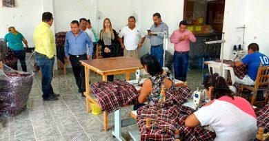 Funcionarios Chocaman Recorren Maquiladora