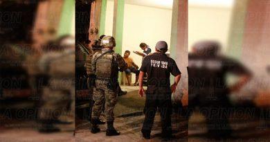 Golpean a vigilante en Coatzintla