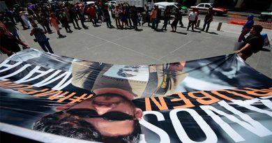 Impunidad en caso Rubén Espinosa