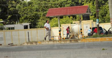 Instalan gaseras en zona urbana