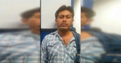 Intentó atracar una pulquería en Xicotepec