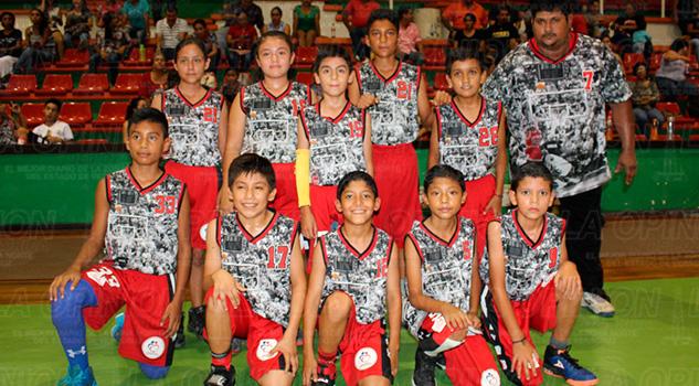 Kids Tihuatlan Campeón