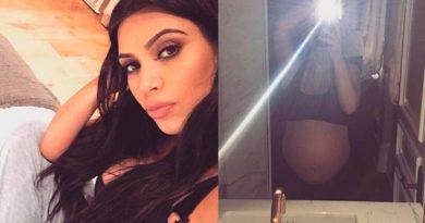 Kim Kardashian 3 Meses