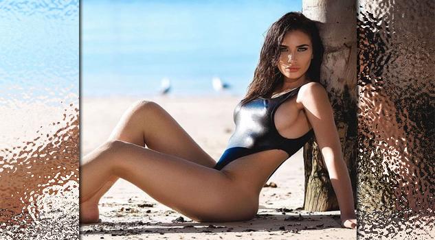Playboy México: Krystal Lenkova eleva la temperatura