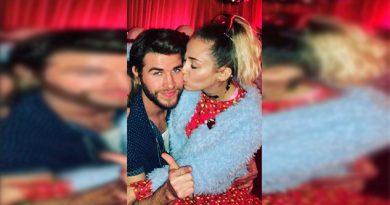 La respuesta MENOS romántica de Miley Cyrus a foto de Liam Hemsworth