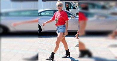 Lady Gaga se solidariza con Ed Sheeran luego de los ataques que recibió